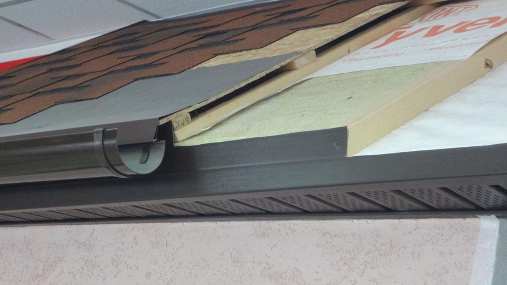 Монтаж крыши из мягкой черепицы своими руками