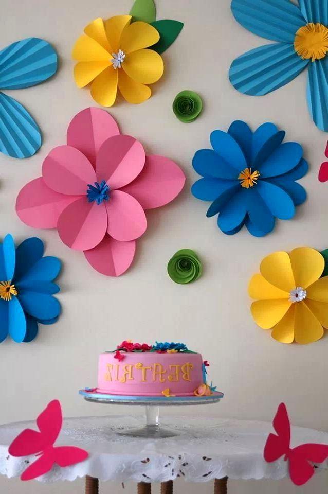Украсить комнату на день рождения мужу своими руками