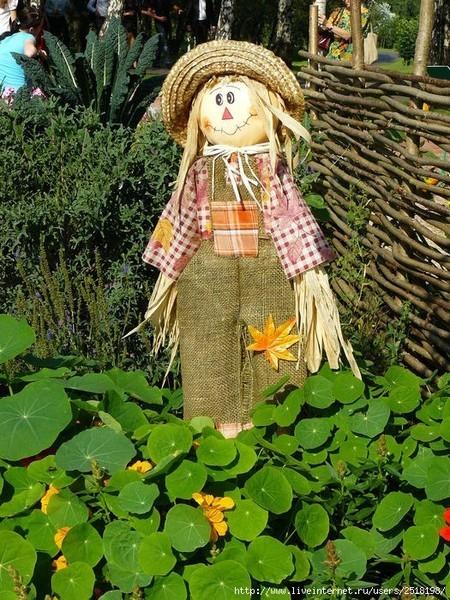 Кукла из дерева своими руками