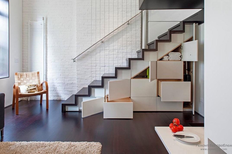 Лестница на 2 этаж дизайн в частном доме