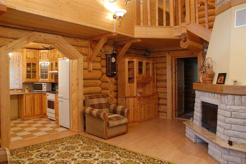 Дизайн дачного дома внутри фото
