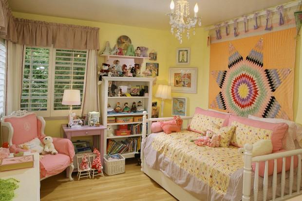 Как сделать комнату уютной для девочки
