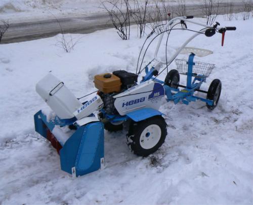 Снегоуборщик для мотоблока нева своими руками